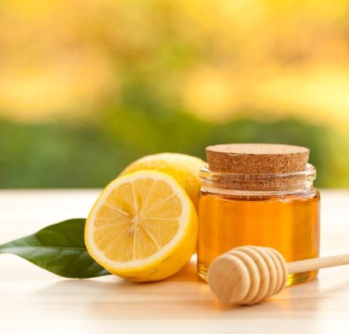 Le miel et le citron